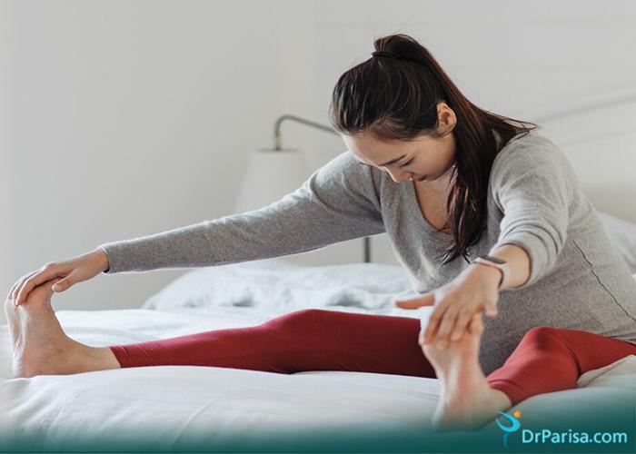 بارداری و سندروم پای بی قرار