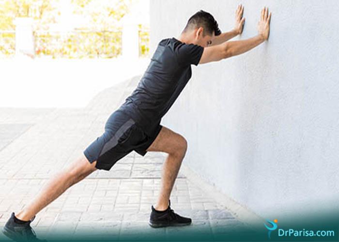 ورزش های بهبود بی حسی کف پا
