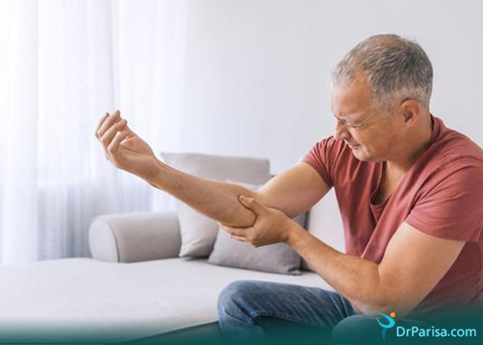 ضعف عضلانی به علت میوپاتی