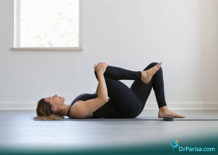کشش عضلانی برای تقویت عضلات