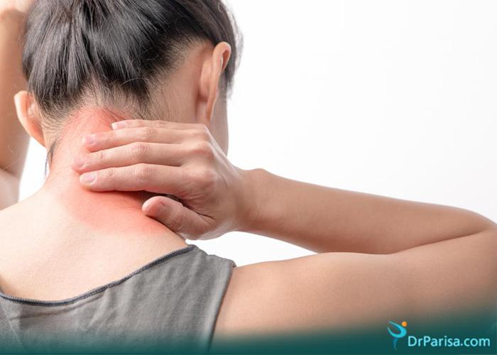 درد لگن به علت فیبرومیالژی